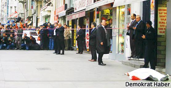 'JİTEM'ci astsubay cinayeti Agos'un önünde bizzat izledi'