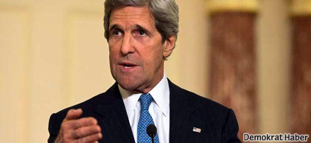 John Kerry Mısır'daki darbeyi övdü!