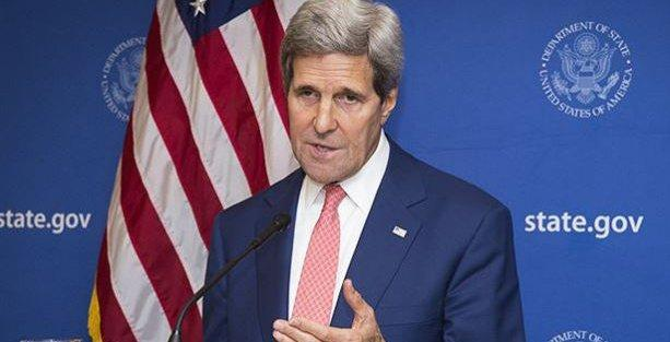 Kerry: Düşürülen Rus uçağı ile ilgili verilere sahibiz