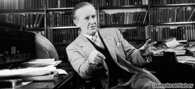 J.R.R. Tolkien'ın hayatı film oluyor