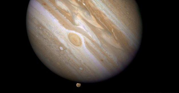 Jüpiter'in uydusunda okyanus bulundu
