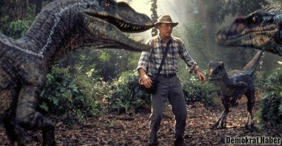 Jurassic Park bu kez üç boyutlu