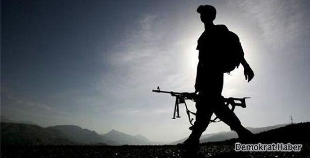 Kaçırılan asker ordudan atıldı