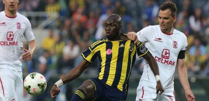 Kadıköy'deki gol düellosunun galibi Fenerbahçe