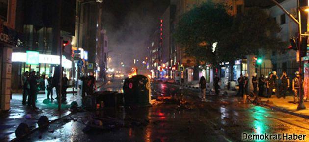 Kadıköy'de 13 kişi gözaltında