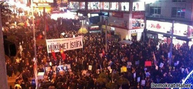 Kadıköy'de gözaltına alınanlar serbest