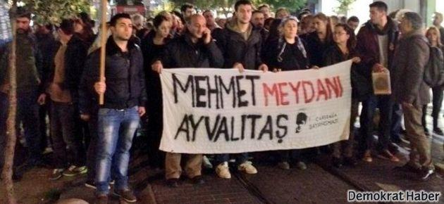 Kadıköy'de 'Mehmet Ayvalıtaş Meydanı' açıldı