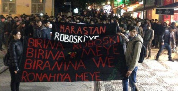 Kadıköy'de Roboski anmasına polis saldırısı
