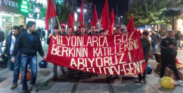 Kadıköy'deki Berkin Elvan eyleminde 2 polis yaralandı, 2 kişi gözaltında