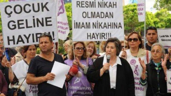 Kadın örgütleri, AYM'nin imam nikahı kararına tepkili