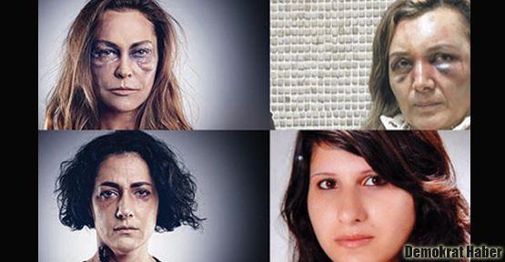 Kadın sanatçılardan 'erkek şiddeti'ne karşı empati