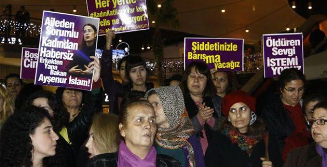 Kadınlar şiddete karşı her Perşembe alanlarda olacak