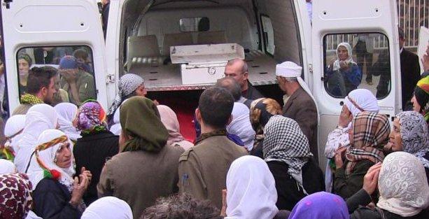 Kadriye Ortakaya'nın cenazesi İstanbul'a getirildi