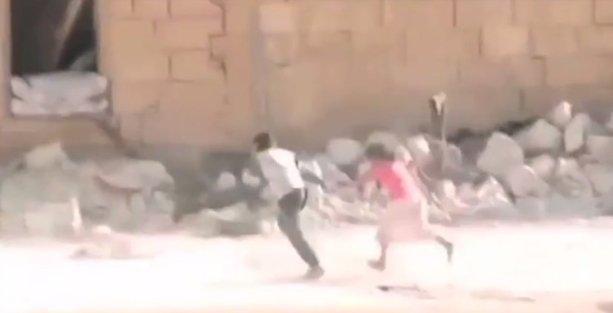 Milyonların dikkatini çeken 'Kahraman Suriyeli çocuk' videosu kurgu çıktı