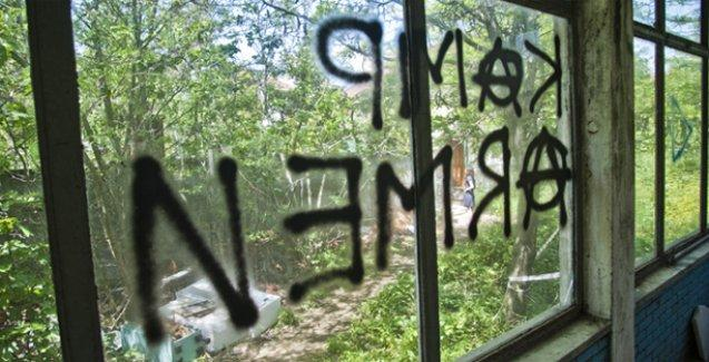 Kamp Armen'de çözüm için girişimler başlatıldı