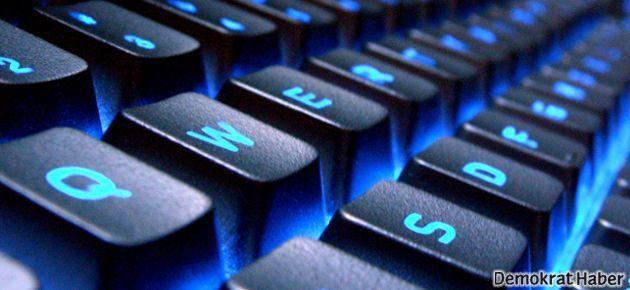 Kamuda F klavyeye geçiliyor