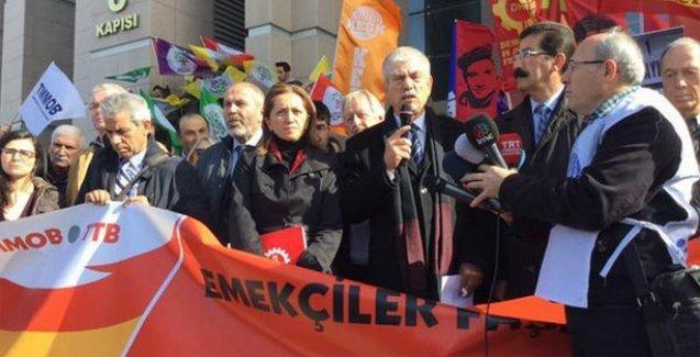 Kani Beko: Asıl suç Taksim'i emekçilere yasaklamaktır
