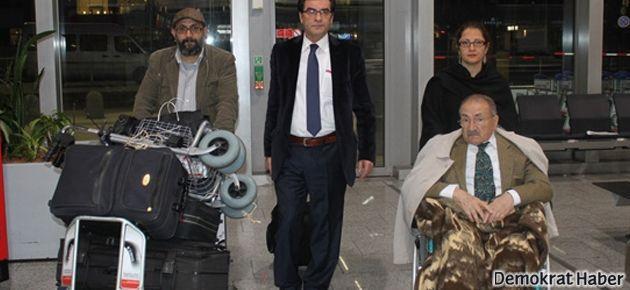 Kapatılan DEP'in kurucusu Yaşar Kaya döndü