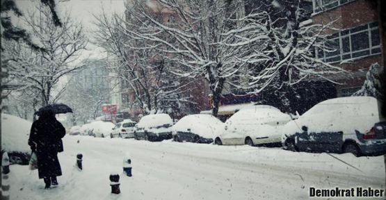 Kar geliyor, uzmanlar uyarıyor!