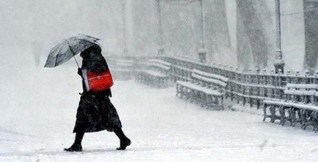Meteoroloji'den 'kar geliyor' haberlerine düzeltme