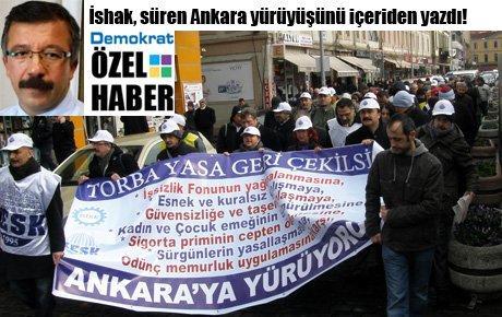 """""""Kar yağmur fırtına geliyoruz Ankara"""""""
