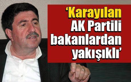 'Karayılan AK Partili bakanlardan yakışıklı'