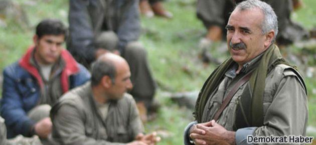 Karayılan ile Barzani görüştü