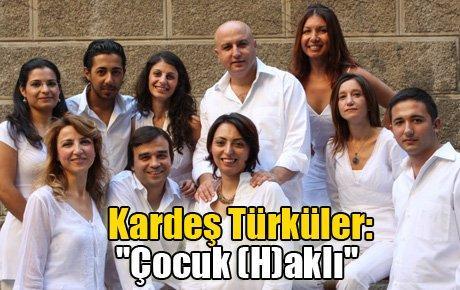 Kardeş Türküler çocukların gözünden anlatıyor