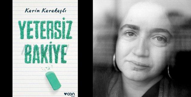 Karin Karakaşlı'dan 12 yeni öykü