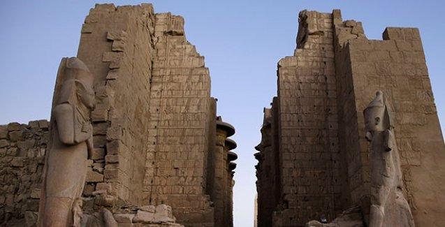 Karnak Tapınağı'na intihar saldırısı