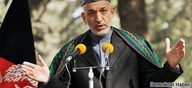 Karzai: Taliban lideri cumhurbaşkanı adayı olabilir