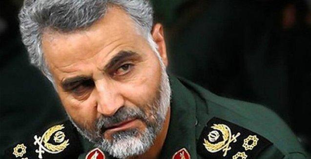 Kasım Süleymani: Ramadi'nin IŞİD'in eline geçmesinin baş sorumlusu ABD