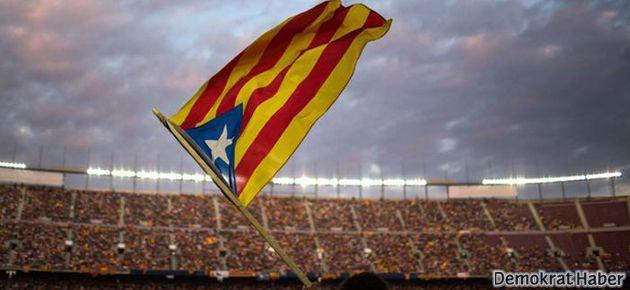 Katalonya bağımsızlık istiyor
