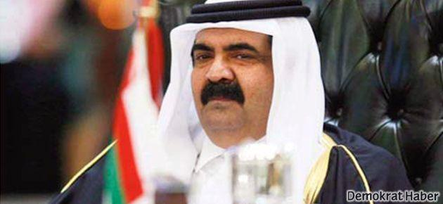 Katar Emiri devlet yönetiminden elini çekti