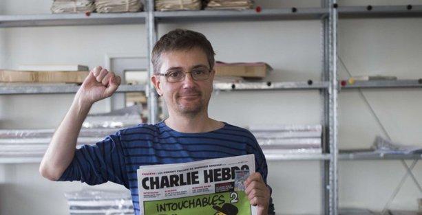 Charlie Hebdo'nun katledilen editörü Kobani için yazmıştı: 'Bugün ben Kürdüm'