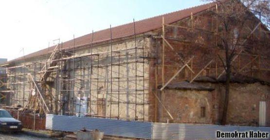 Kavaklı Rum Kilisesi müze oluyor