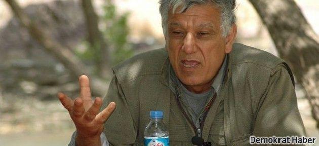 KCK Eşbaşkanı Cemil Bayık: Çekilme durdu