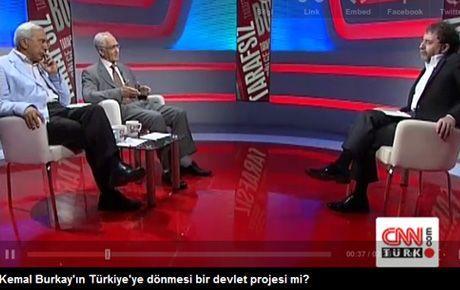 Kemal Burkay bir devlet projesi mi?