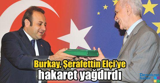 Kemal Burkay Şerafettin Elçi'ye hakaret yağdırdı