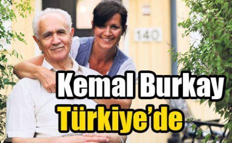 Kemal Burkay Türkiye'de