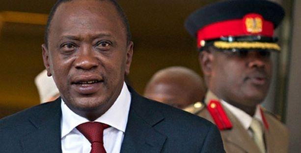 Kenya Cumhurbaşkanı'nın arabası çalındı