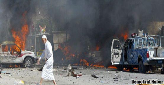 Kerkük'te Emniyet Müdürlüğü'ne saldırı