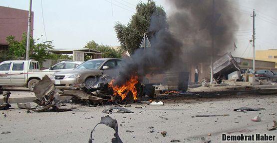 Kerkük'te Kürtlere bomba: En az 6 ölü