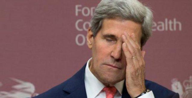Kerry'den dil sürçmesi: Hepimiz İsrail'in geleceği için çaba harcamalıyız