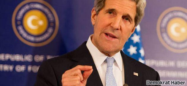 Kerry: Kimyasal silahı ver, müdahale olmasın