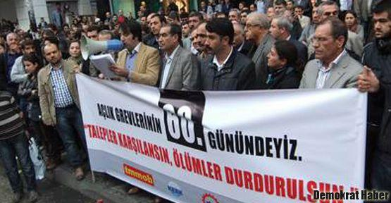 KESK, DİSK, TMMOB, Türk-İş dayanışma çağrısı yaptı