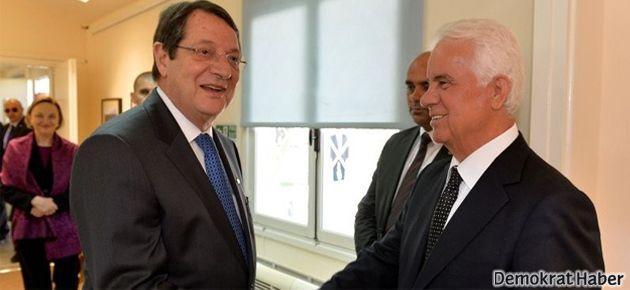 Kıbrıs müzakereleri başladı