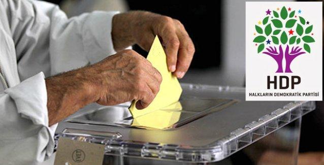 Kıbrıs'ta oy verme işlemi başladı, HDP'nin sandık görevlileri elçiliğe alınmadı!