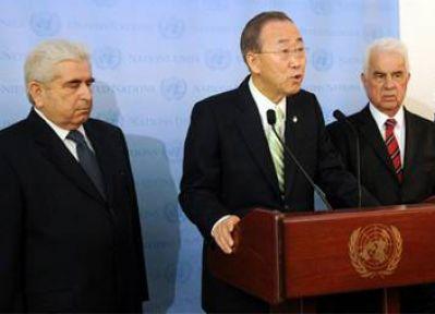 Kıbrıs zirvesinden 'sınırlı ilerleme' çıktı