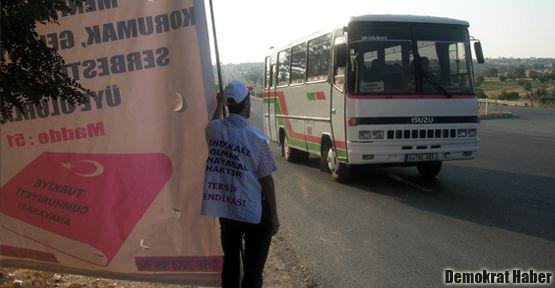 Kıdeme saldırıya karşı örgütlenme kampanyası